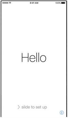 aktivasi iPhone